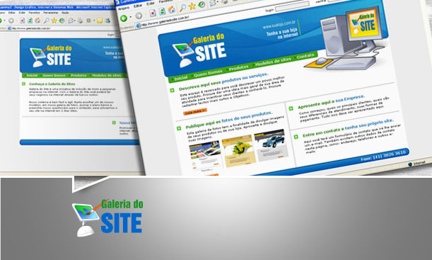Site Galeria do Site