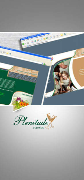 Site Plenitude Eventos