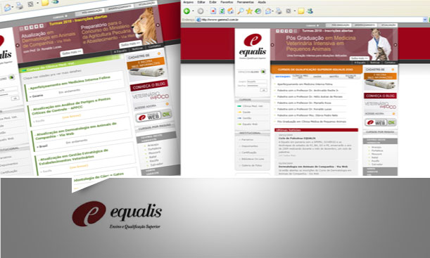 Digitais - Site Equalis 2009